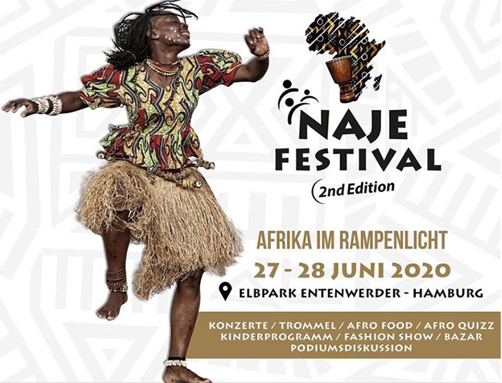 NAJE Festival Afrika im Rampenlicht