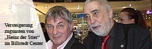 Heinz Hönig und Bernd P. Holst